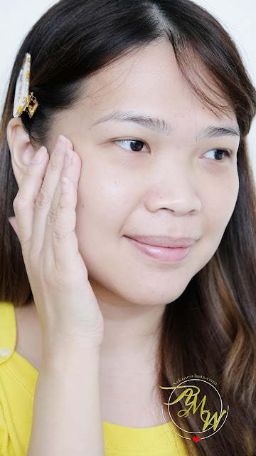a photo of Fancy Handy Peach Eye Contour Review available at BeautybarPH