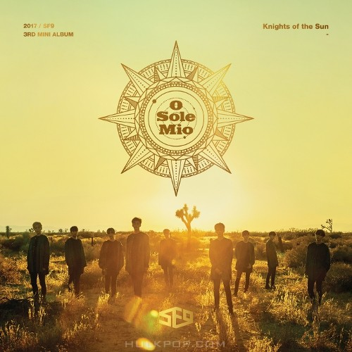 SF9 – SF9 3rd Mini Album `Knights of the Sun` (ITUNES PLUS AAC M4A)