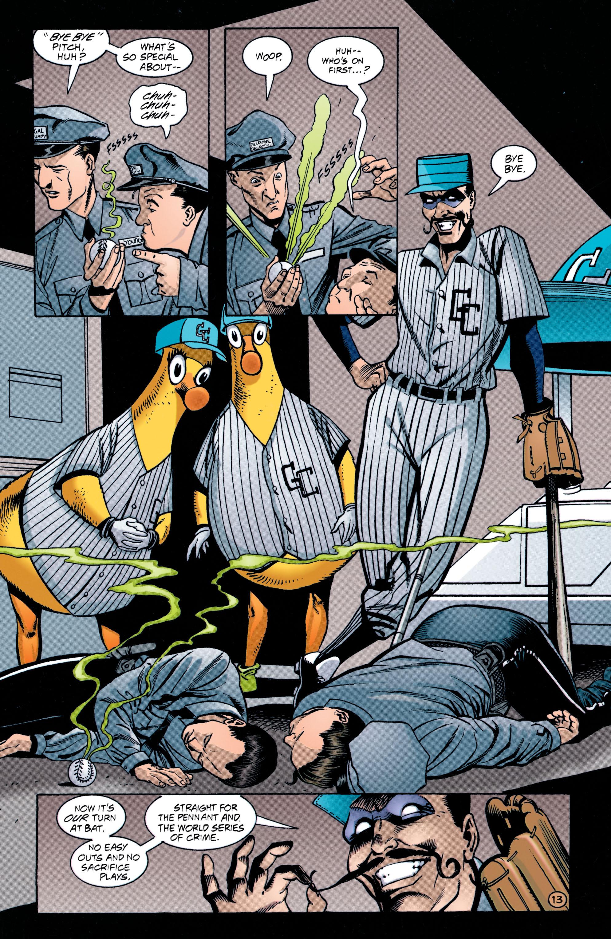 Detective Comics (1937) 707 Page 13