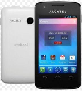 Cara Mudah Flash Alcatel OneTouch 4030A Via Flashtool dengan PC, Firmware Original 100% Berhasil