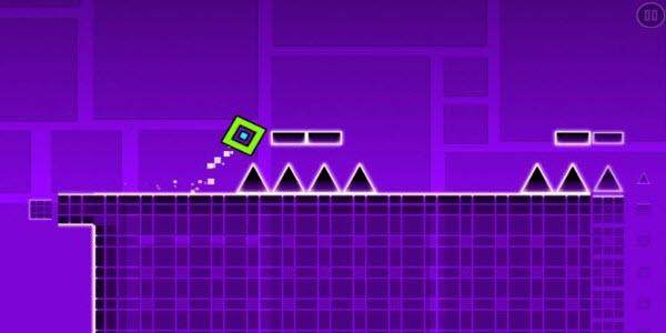 تنزيل لعبة Geometry Dash Lite
