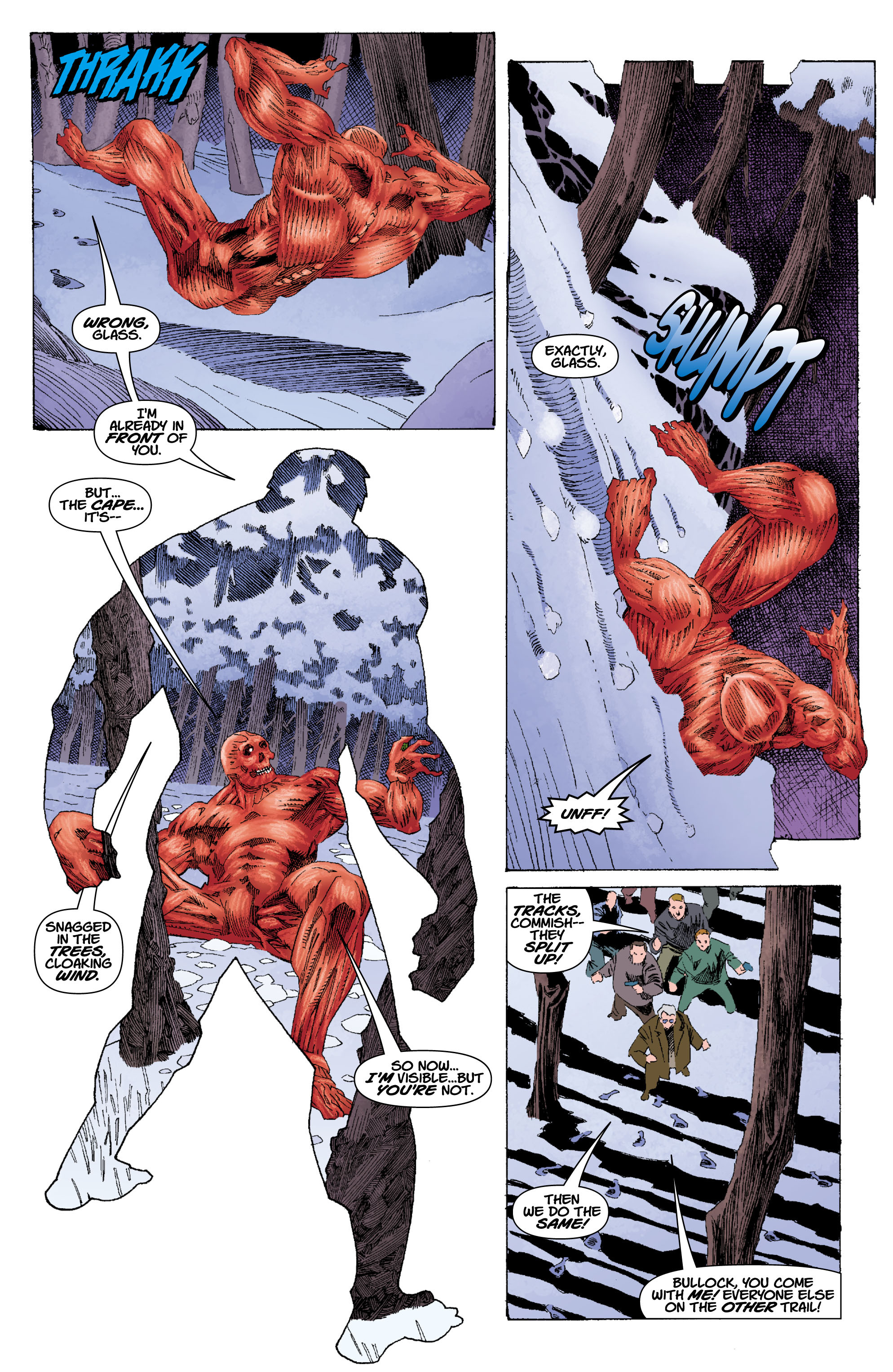 Read online Batman: Unseen comic -  Issue #5 - 17