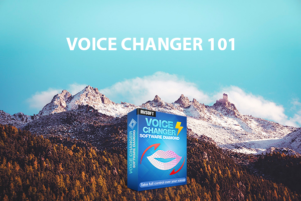 Voice Changer 101 - Know how to use the best voice changer for PC