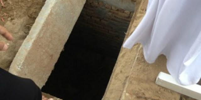 [KISAH NYATA] Makam Dibongkar, Mayat Duduk Bersila Baca Yasin