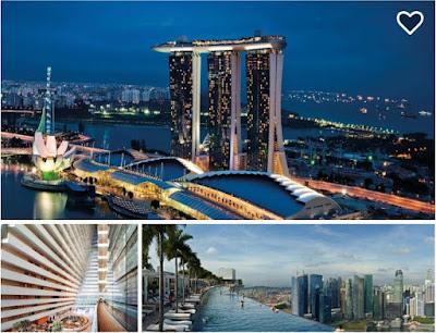 Hotel Marina Bay Sands Singapore - ulasan oleh Hotelspore.