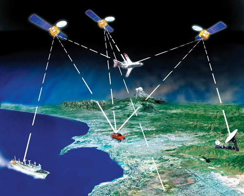 www.Tinuku.com How GPS navigation system work on your gadget
