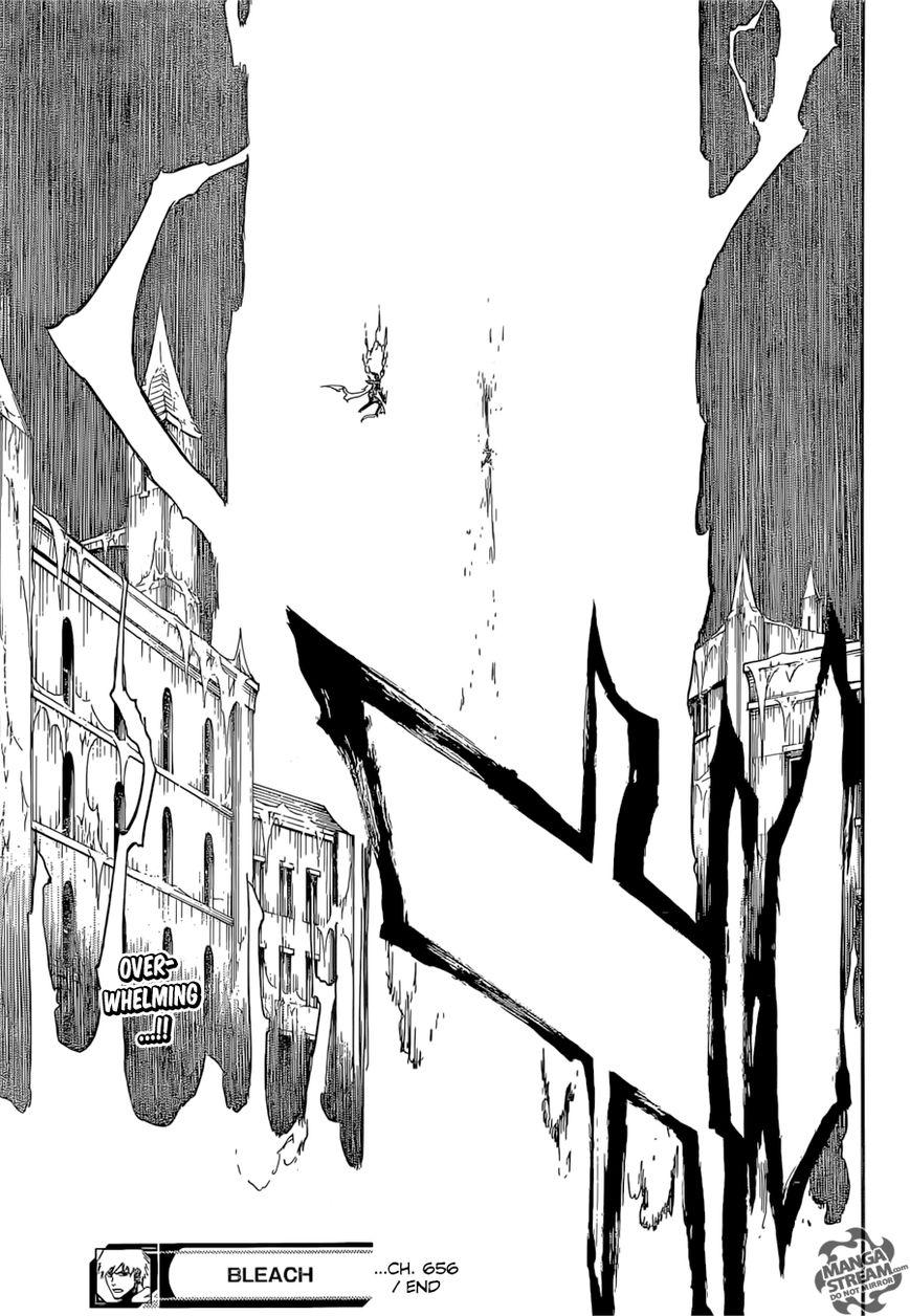 Bleach Ch.656: God Of Thunder