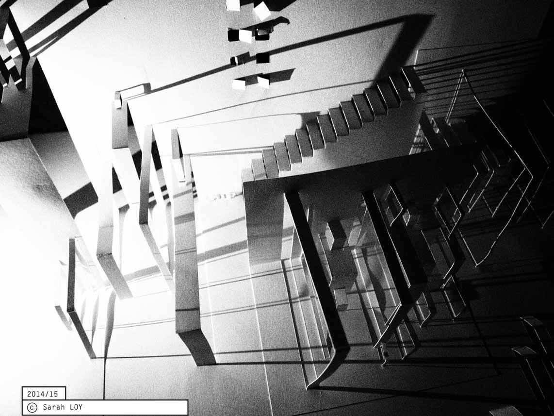 bts design d u0026 39 espace  u00e0 caen  ville de papier    travaux