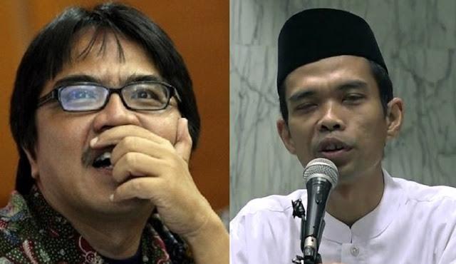 Salah Tuduh Ustadz Abdul Somad, Akhirnya Ade Armando Minta Maaf