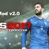 FTS MOD v2.0 PES 2017 / Brasileirão Série A, B, C / Atualizados