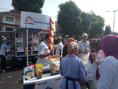 Pemkot Bandar Lampung Siap Fasilitasi Masyarakat Peroleh Produk Bulog
