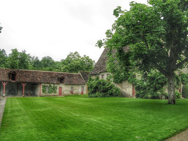 orangerie chenonceau