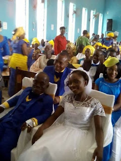 R5CCG pastor Dele Taiwo gets married