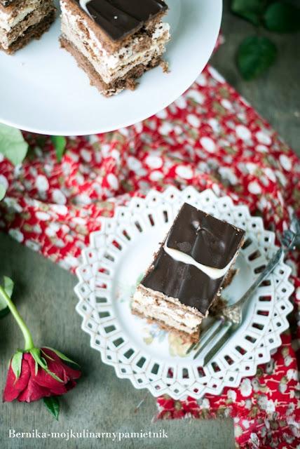 ciasto, kukulka, deser, pieczemy, urodziny, bernika, kulinarny pamietnik, wypiek