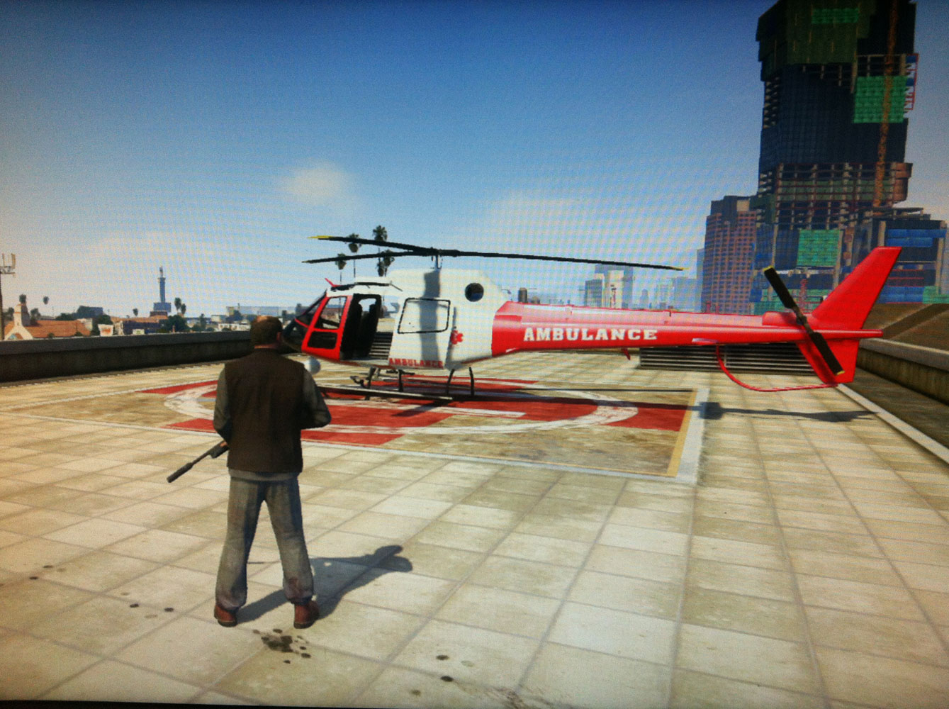 Helicopter Location in GTA 5 and GTA Online - GamingReality