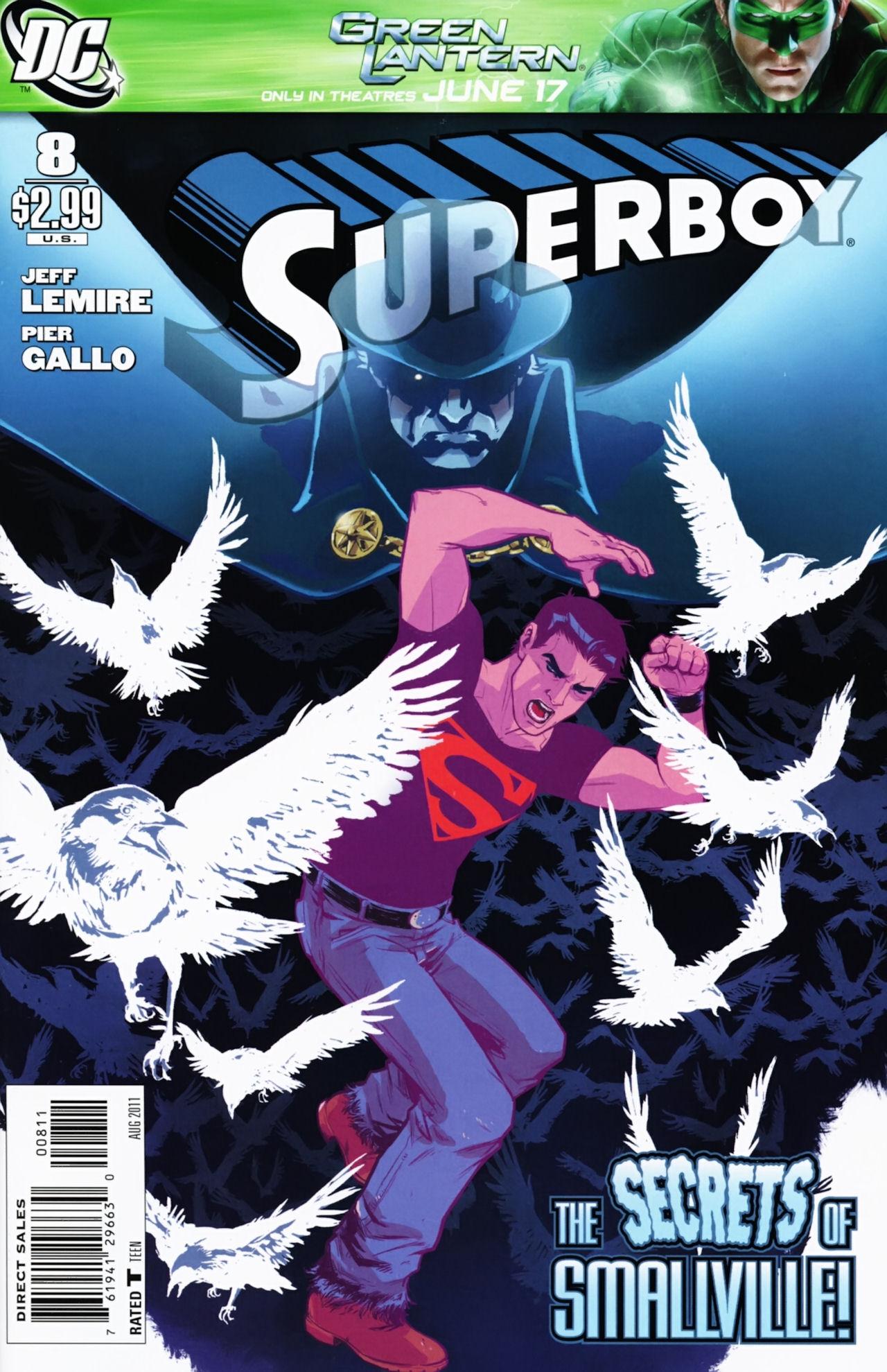 Superboy [I] Issue #8 #8 - English 1