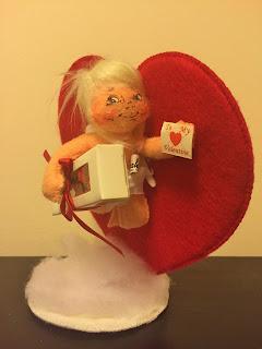 Annalee Valentine dolls