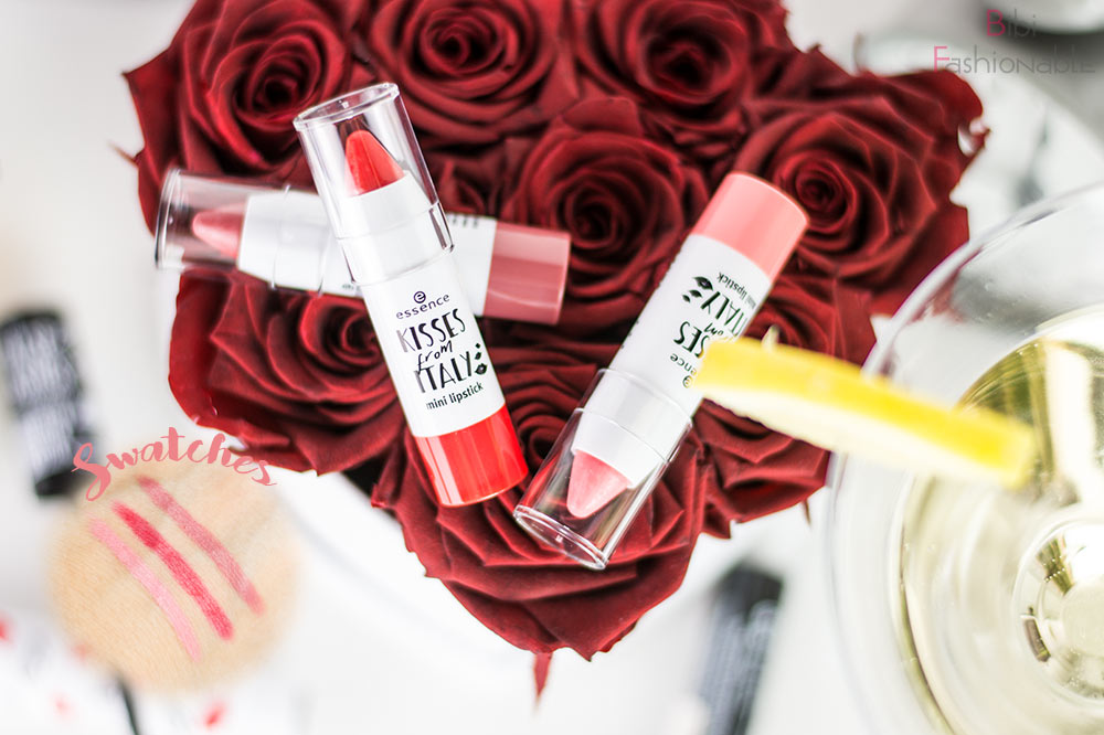 essence Kisses from Italy Mini lipstick Kit