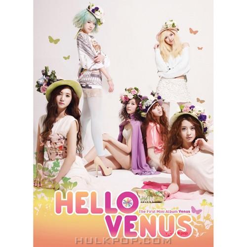 HELLOVENUS – VENUS – EP (FLAC + ITUNES MATCH AAC M4A)