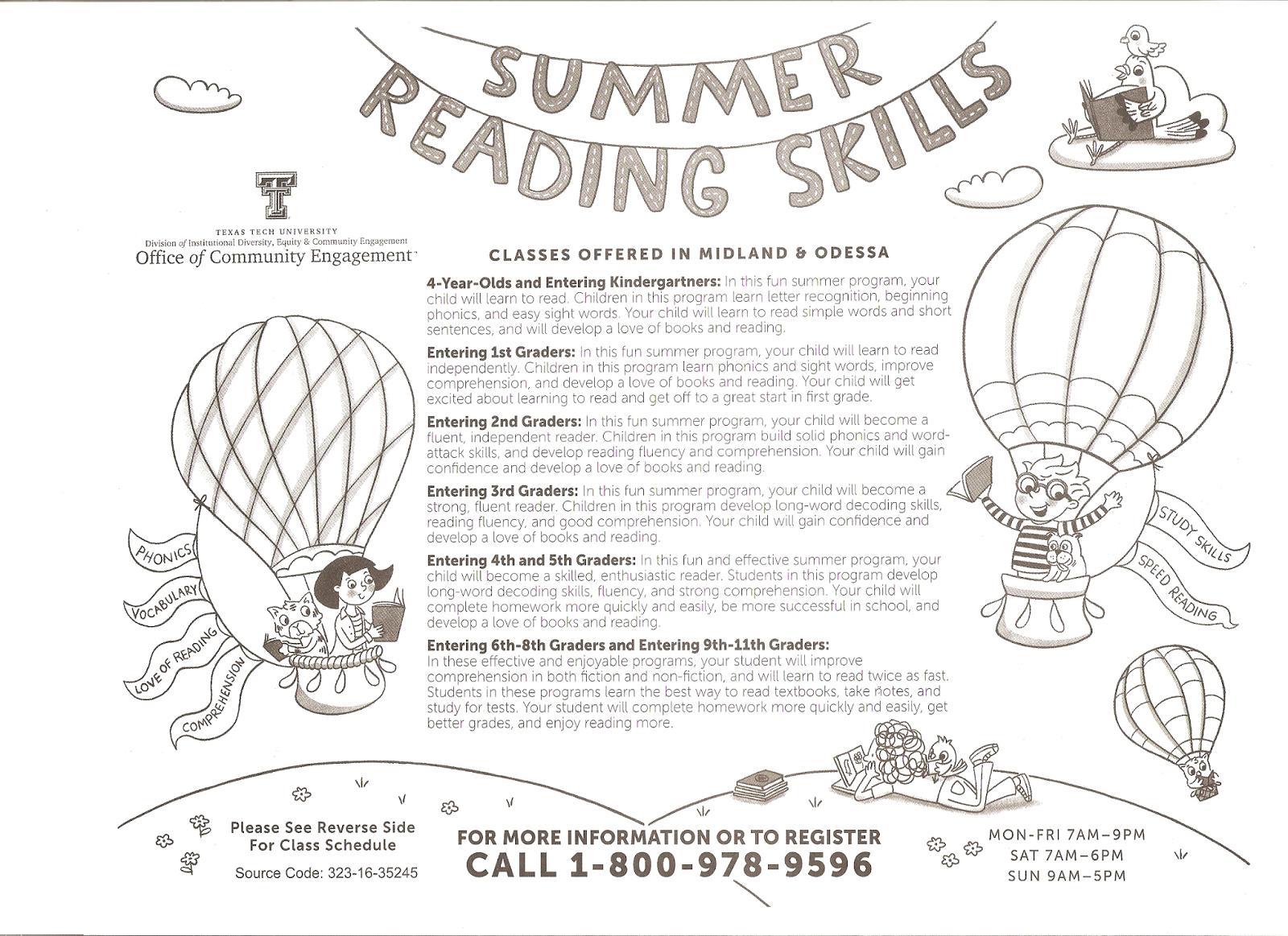St. Ann's School 3A: Summer Reading