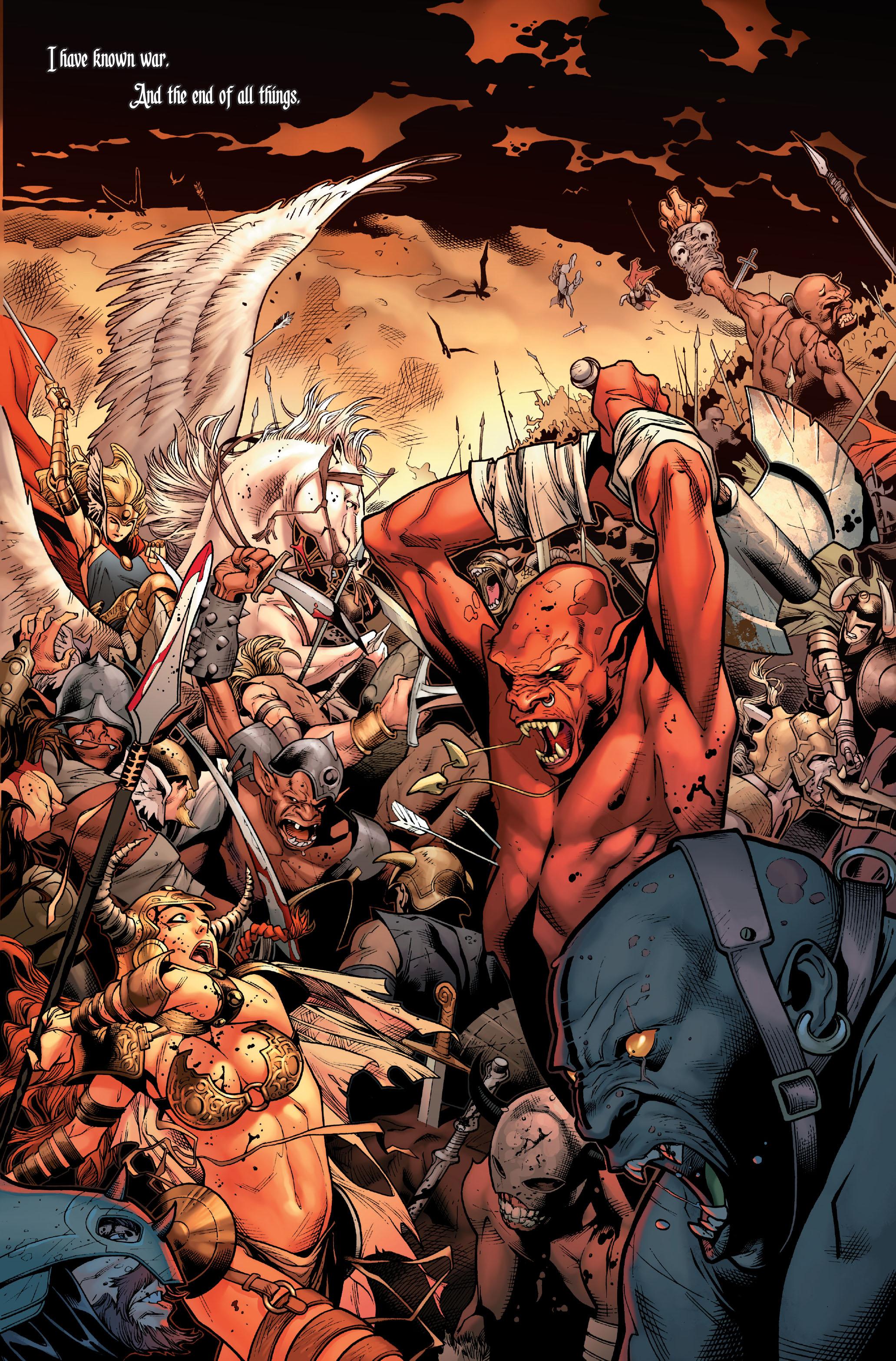 Thor (2007) Issue #1 #1 - English 5