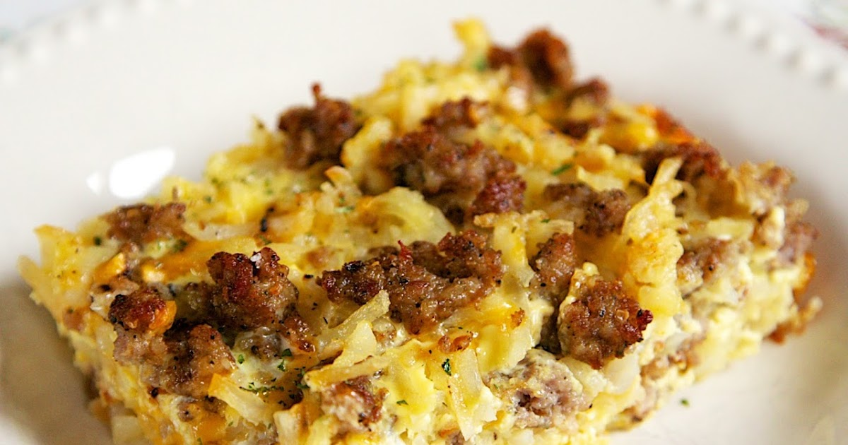 Hashbrown Chicken Casserole Recipes