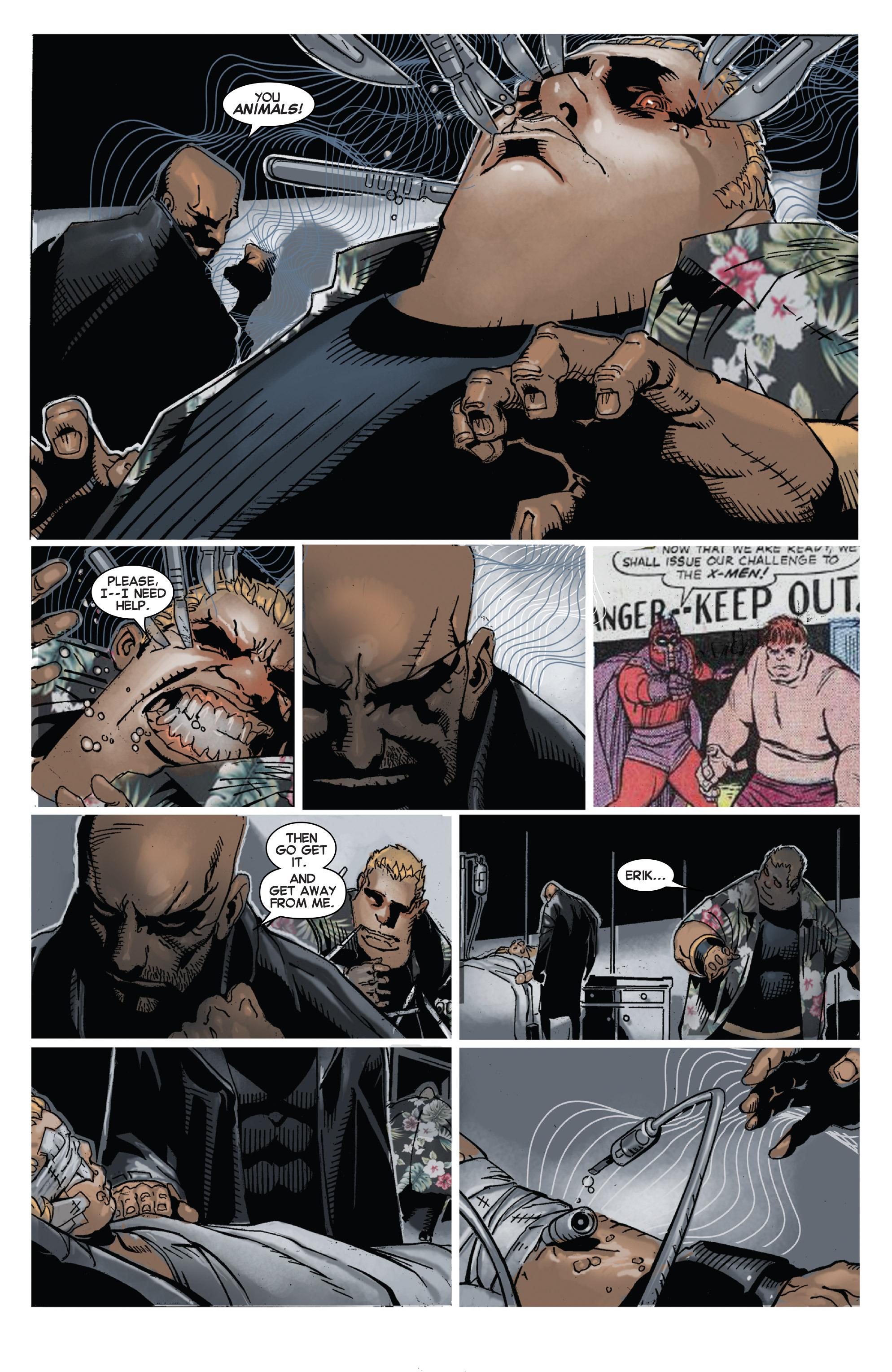 Read online Uncanny X-Men (2013) comic -  Issue # _TPB 4 - vs. S.H.I.E.L.D - 52