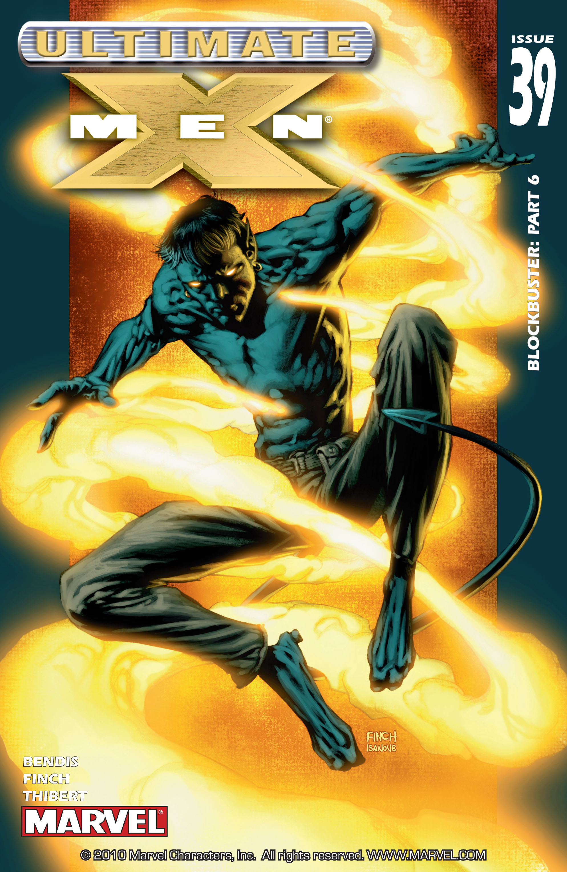Read online Ultimate X-Men comic -  Issue #39 - 1