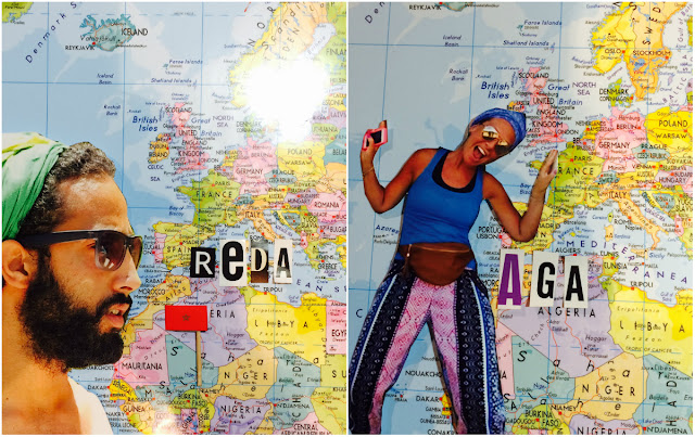 Polska, Maroko i edukacja dla wszystkich. Wywiad z Agą i Redą
