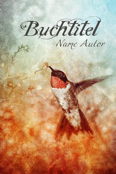 Premade Buchcover, Kolibri, Fantasy