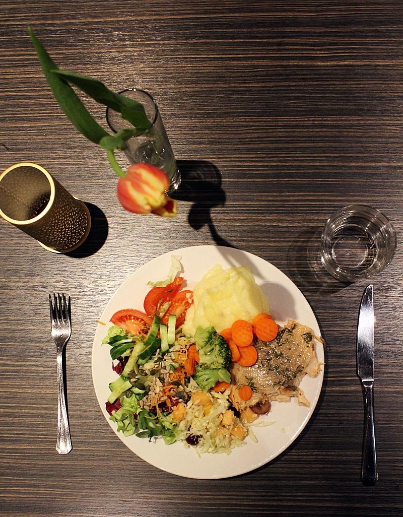 rokua health & spa hotel ravintola