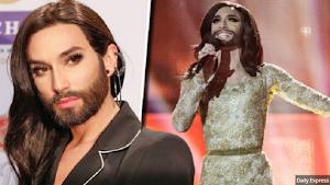 Ingat Wanita Berjanggut Conchita Wurst? Viral 4 Tahun Lalu, Tak Disangka Begini Kondisinya Sekarang