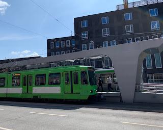 Stadtbahn: Linie 17 fällt bis Freitag aus