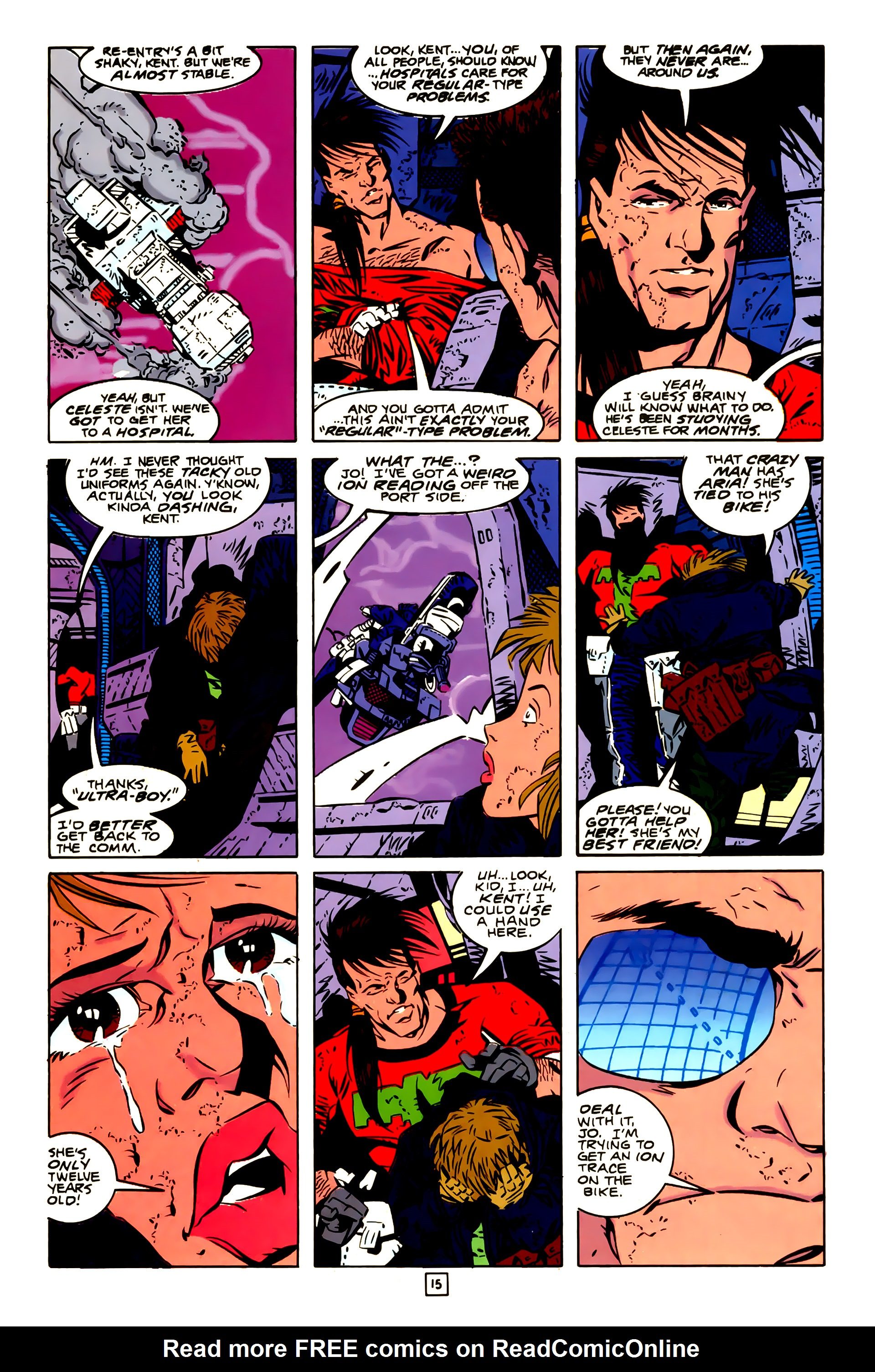 Legion of Super-Heroes (1989) 23 Page 15
