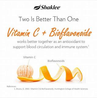 Vitamin C bantu rawat GBS ketika hamil