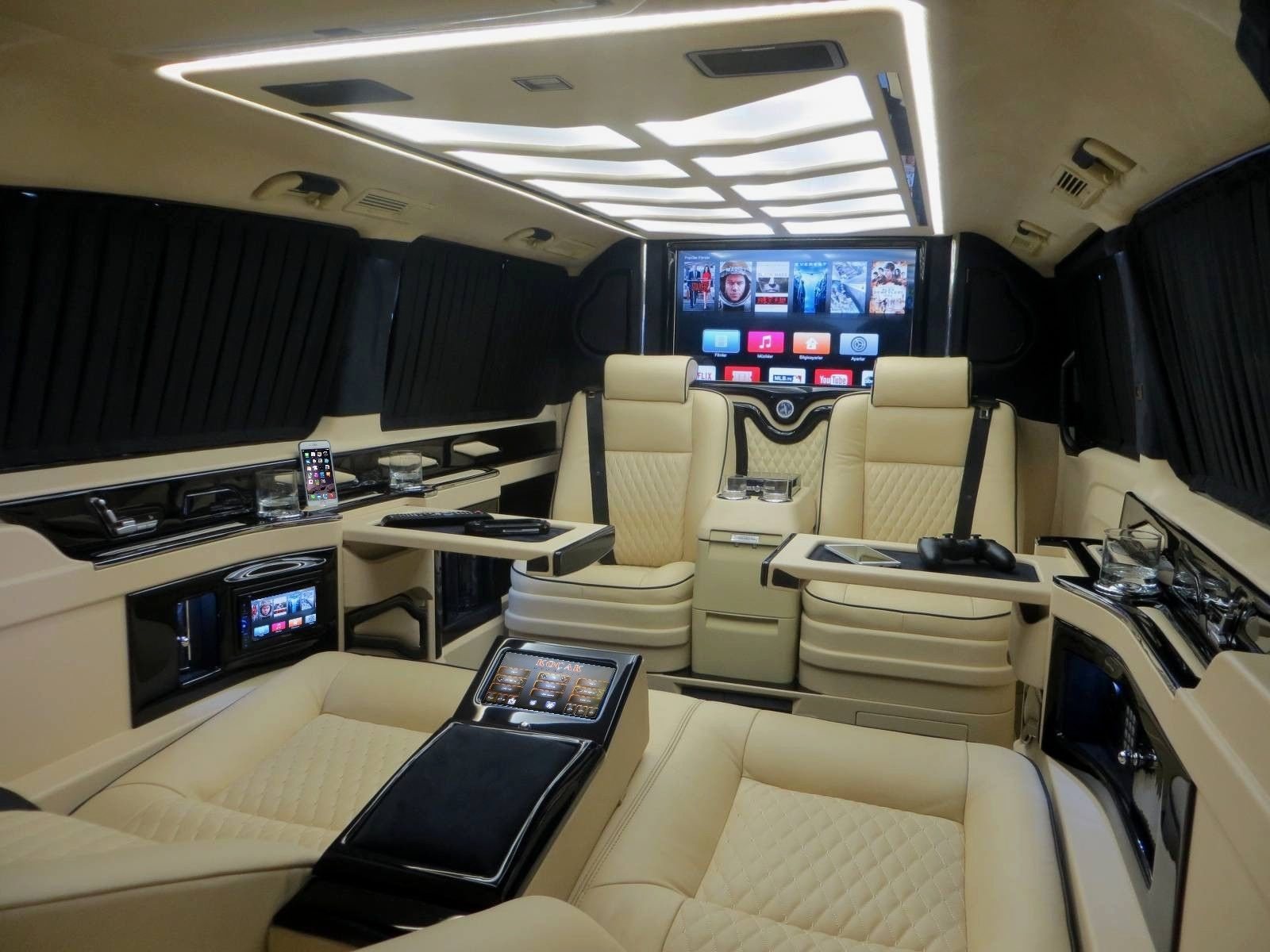 They're Calling This The Maybach Of Mercedes-Benz Vans ...