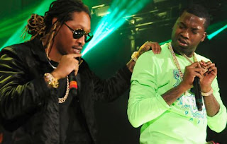 Meek Mill and Future photos