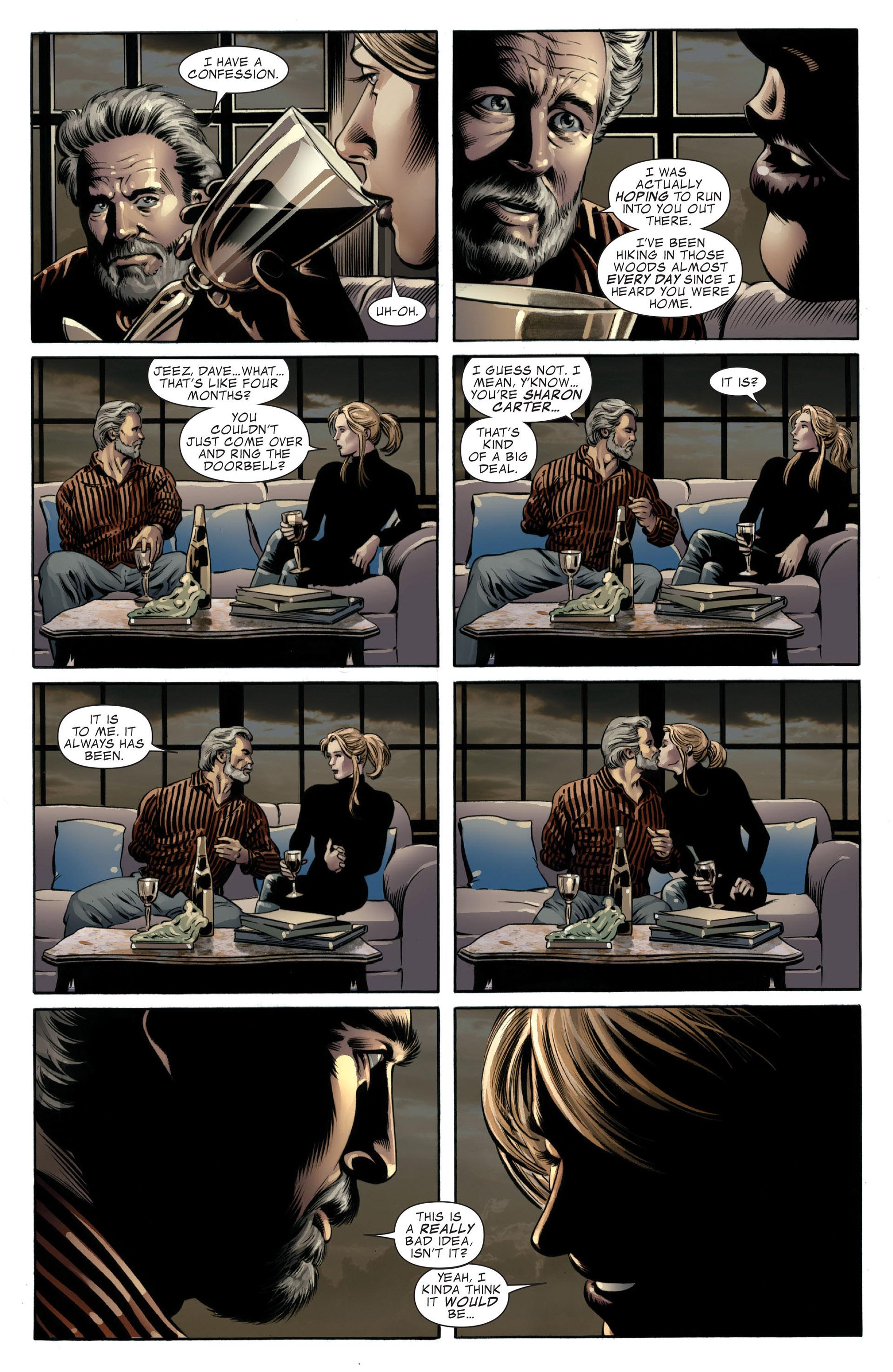Read online Captain America (2005) comic -  Issue #49 - 16