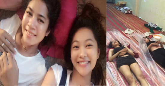 Tewas, Gadis Kembar Dipaksa Minum Miras Dan Diperkosa