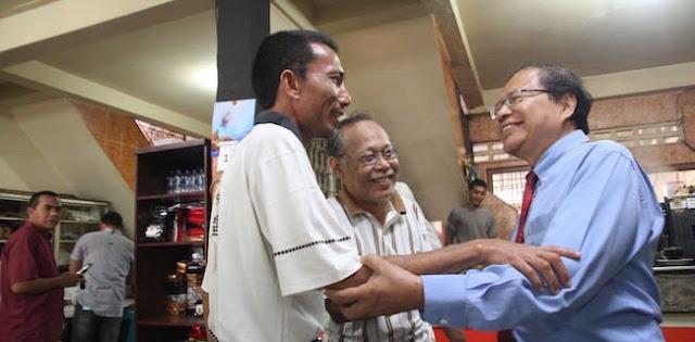 Rizal Ramli Berterima Kasih Dipecat Jokowi