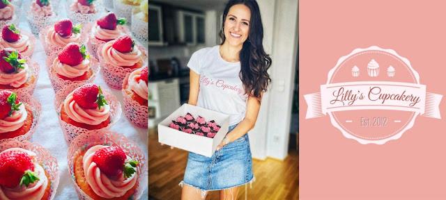 Mag's klein und süß: Lilly Kürten von Lilly's Cupcakery