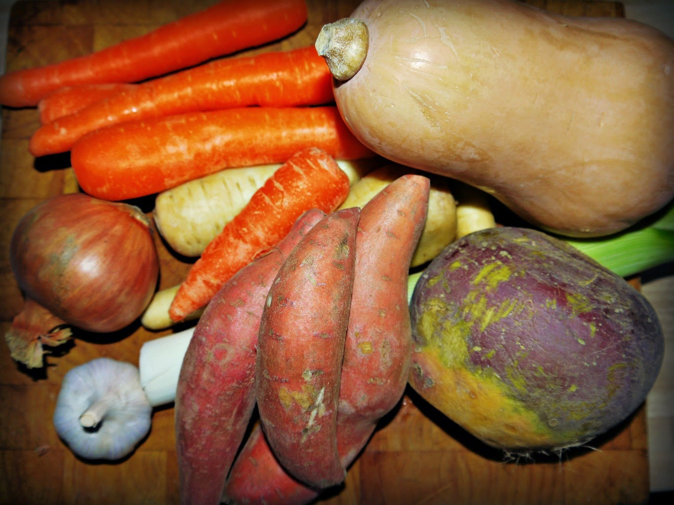 root vegetables, stew