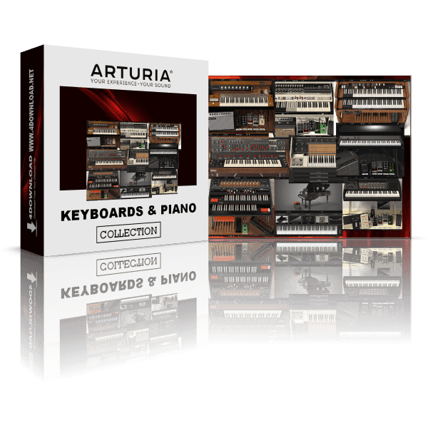 Arturia Keyboards & Piano V Collection 2021.7 Full version