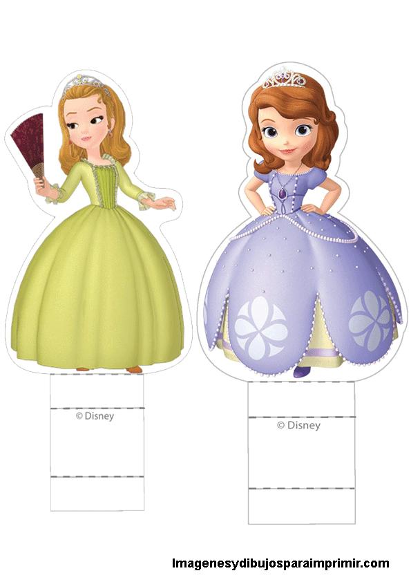 Mini Kit Imprimible Princesa Sofia Gratis Para Descargar Mundo Mab ...