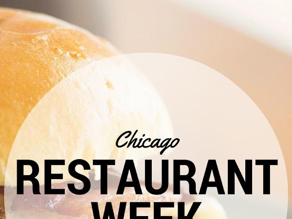 Best Picks for Chicago Restaurant Week