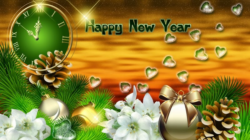 Happy New Year 2019 Hd Wallpapers for Android 3D