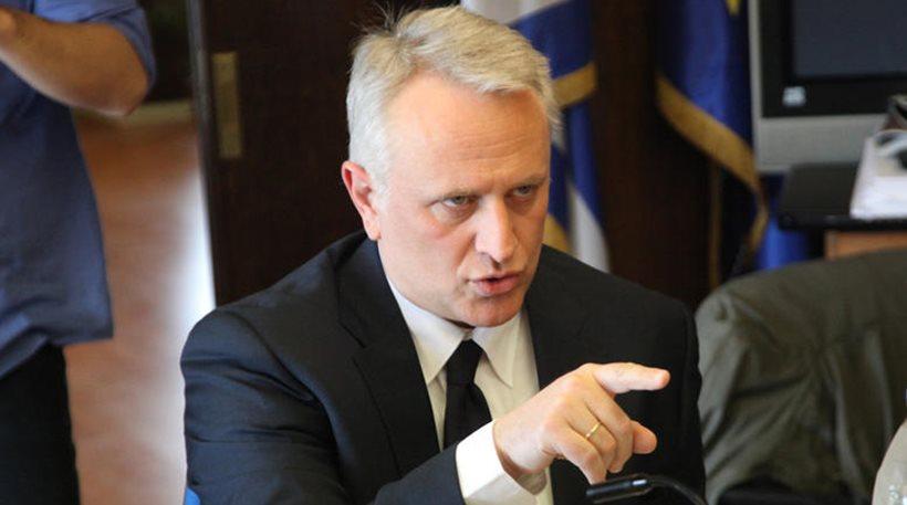 """Ο Γιάννης Ραγκούσης δηλώνει με άρθρο του: """" Να μην δώσουμε τη χώρα στον Γεωργιάδη και τον Βορίδη"""""""