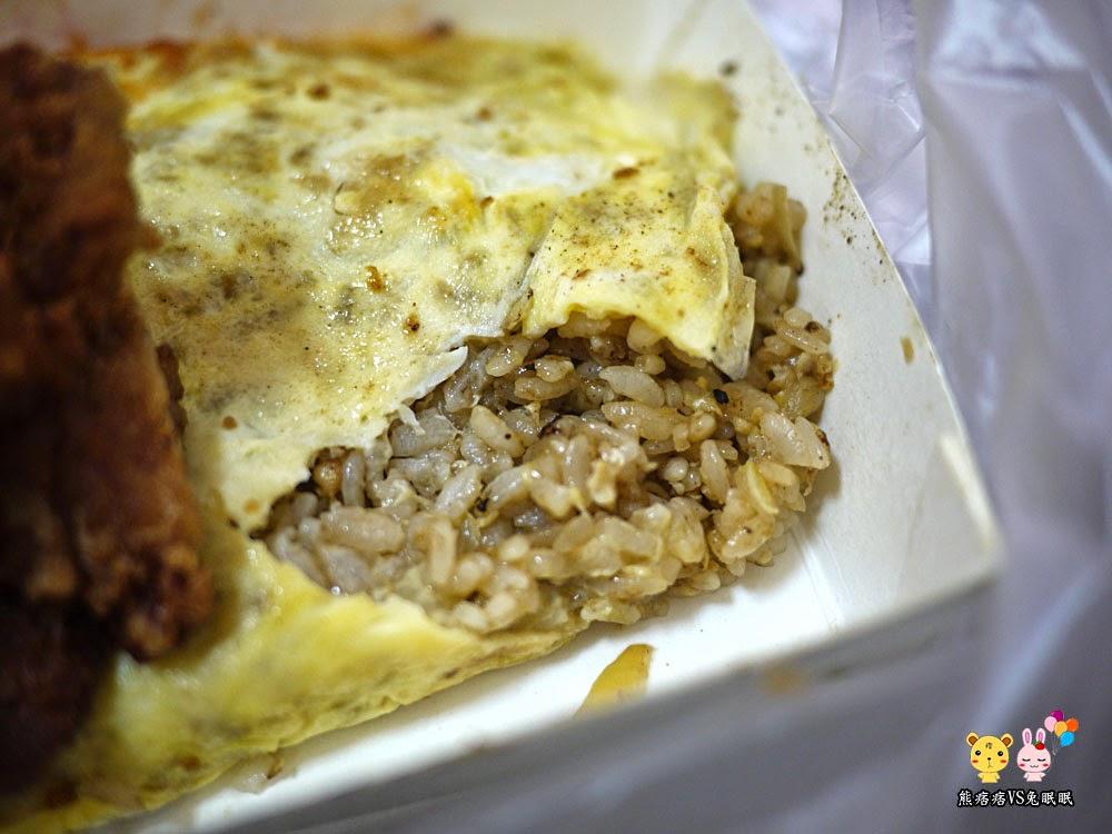 P1230156 - 台中電子街美食推薦│超特別的中正簡餐雞排炒飯蛋包飯