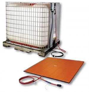 Silicone Rubber IBC Tote Tank Heaters
