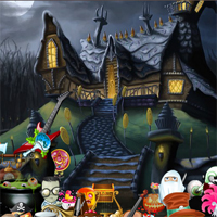 Gelbold Halloween Little Witch Escape